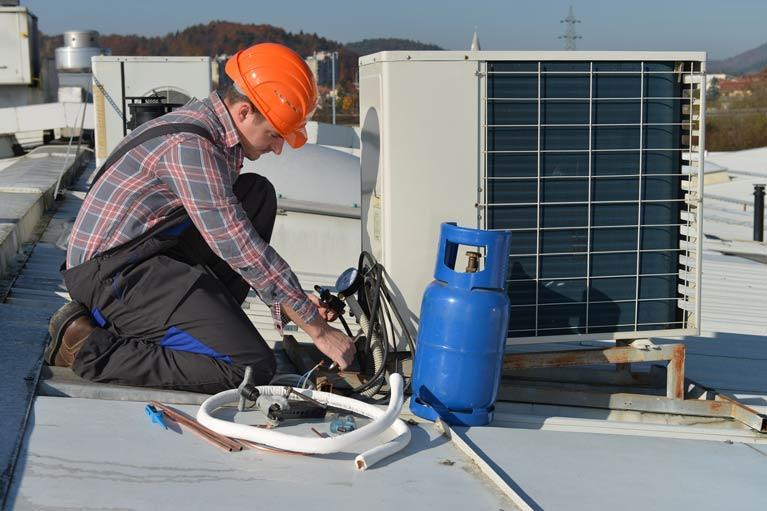 onderhoud koeling ventilatie